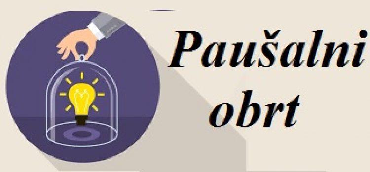 """Radionica """"Paušalni obrt – od otvaranja do samostalnog vođenja knjigovodstva"""""""