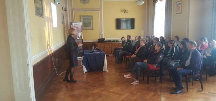 Održano predavanje u Domu hrvatskih branitelja u Puli
